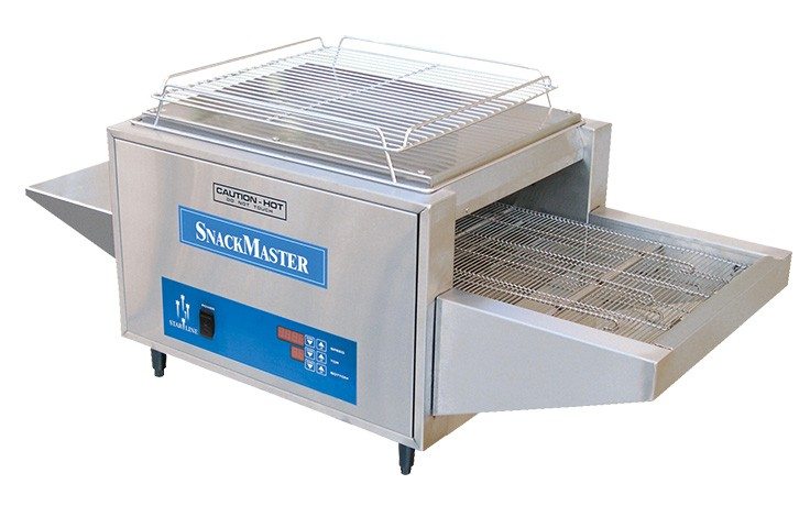 Woodson Starline W.CVS.M.25 Snackmaster M25 Conveyor Oven