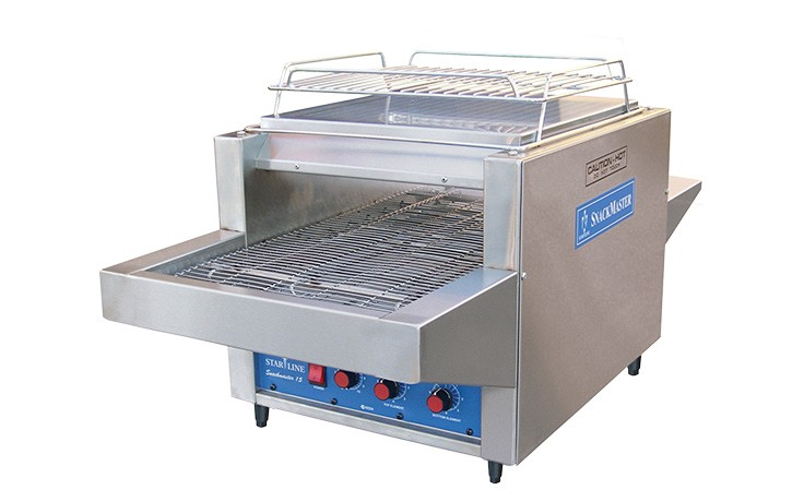 Woodson Starline W.CVS.S.10 Snackmaster S10 Conveyor Oven