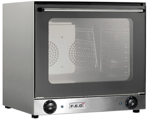 FED Convectmax 4 tray electric convection Oven