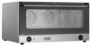 FED Convectmax 3 tray electric convection Oven