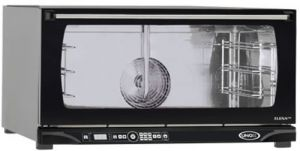 Unox LineMiss 3 600 x 400 tray Dropping Door electric Convection Oven
