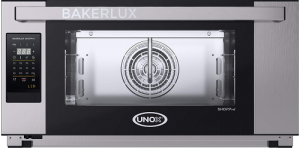 UNOX Bakerlux SHOP Pro LED Convection Oven With Humidity 3 Tray 600 x 400