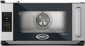 UNOX Bakerlux SHOP Pro Touch Convection Oven With Humidity 3 Tray 600 x 400 Right Opening