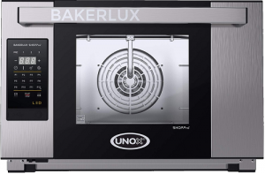UNOX Bakerlux SHOP Pro LED Convection Oven With Humidity 3 Tray 460 x 330