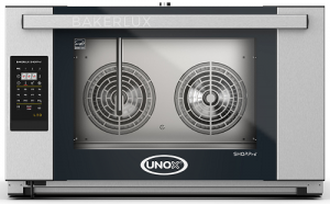 UNOX Bakerlux SHOP Pro LED Convection Oven With Humidity 4 Tray 600 x 400