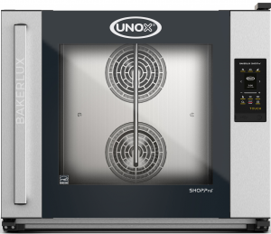 UNOX Bakerlux SHOP Pro Touch Convection Oven With Humidity 6 Tray 600 x 400 Left Opening