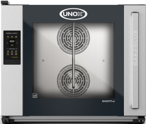 UNOX Bakerlux SHOP Pro Touch Convection Oven With Humidity 6 Tray 600 x 400 Right Opening