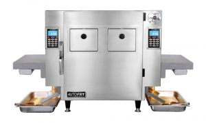 Autofry Countertop Double Basket Fryer MTI-40C