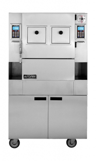 Autofry Large Freestanding Dual Basket Fryer MTI-40E