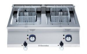 Electrolux 700XP Double Pan 2 x 12 Litre Electric Deep Fryer