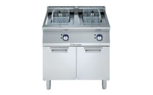 Electrolux 700XP double Pan 15L + 15L Electric Deep Fryer