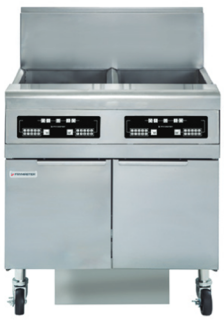 Frymaster 2 x 25 Ltr Oil Conserving Built in Filtyration System Fryer