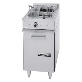 Garland Single Pan Twin Basket Electric Fryer