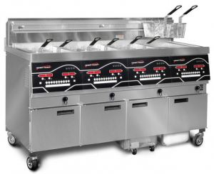 Henny Penny Evolution Elite Electric Four Well Fryer
