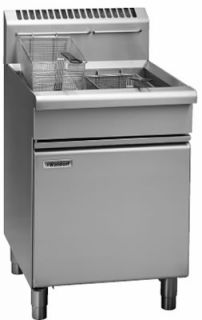 Waldorf single pan gas Fryer 31lt capacity