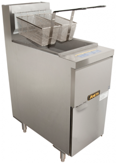 Anets single Pot gas Fryer