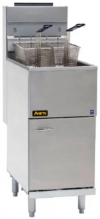 Anets Silverline Single Pot Gas Fryer