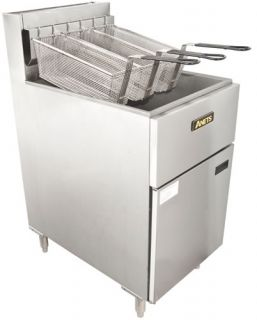 Anets Large single Pot gas Fryer