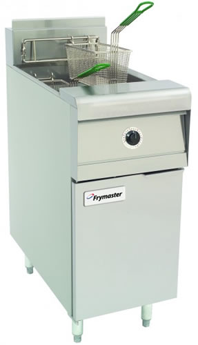 Frymaster single pan gas Deep Fryer 25lt capacity