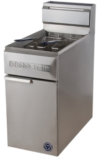 Goldstein Single pan gas Fryer 28 Litre High recovery Line up Model