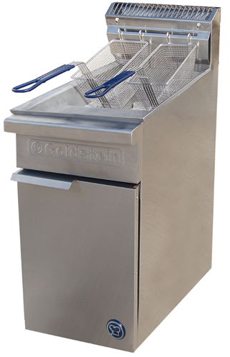 Goldstein Single pan gas Fryer 20 Litre High Performance Line up Model