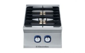 Electrolux Professional 700XP 2 x gas burner cooktop