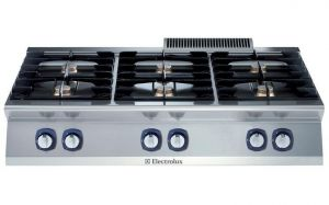 Electrolux Professional 700XP 6 x gas burner cooktop
