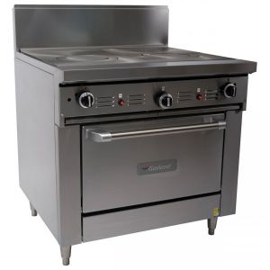 Garland 900mm Gas Oven Range With Dual Gas Target Top
