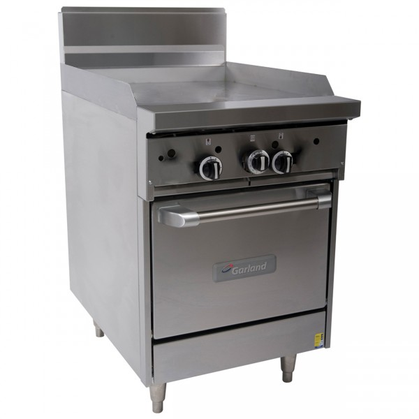 Garland 600mm Griddle Top & Gas Oven Range