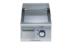 Electrolux 700XP 400mm wide Electric Griddle Chrome Plated