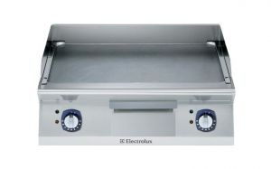 Electrolux 700XP 800mm wide Electric Griddle Smooth Plate