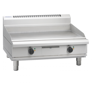 Waldorf 800 Series 900mm Electric Griddle Benchtop Model