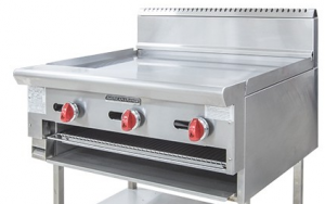 American Range 609mm Wide Griddle & Salamander