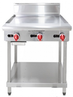 American Range 305mm Wide Griddle On Stand