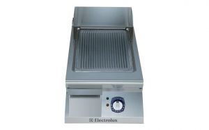 Electrolux 900XP 400mm wide Electric Griddle Smooth Plate