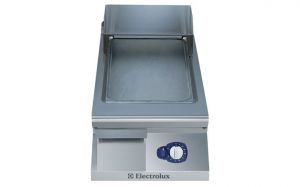 Electrolux 900XP 400mm wide Gas Griddle Smooth Plate