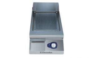 Electrolux 900XP 400mm wide Gas Griddle Ribbed Plate