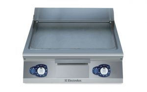 Electrolux 900XP 800mm wide Gas Griddle Smooth Plate