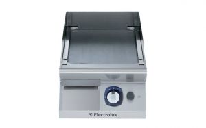 Electrolux 700XP 400mm wide Gas Griddle Smooth Plate