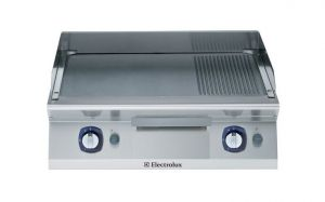 Electrolux 700XP 800mm wide Gas Griddle Ribbed Plate