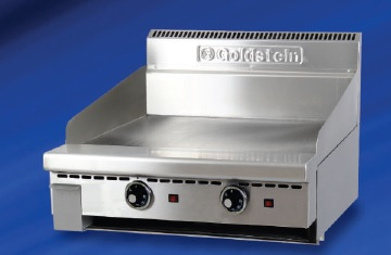 Goldstein 800 series 610mm Wide bench top Electric Griddle