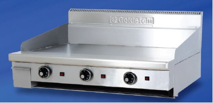 Goldstein 800 series 915mm Wide bench top Electric Griddle