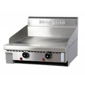 Goldstein 800 series 610mm Wide Gas Griddle