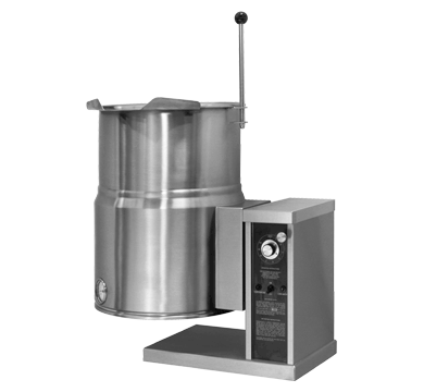 Crown 38 Ltr Electric Counter Tilting Kettle