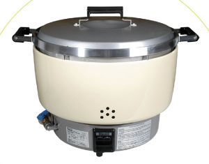 RINNAI NATURAL GAS RICE COOKER