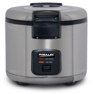 Robalec SW6000 Rice Cooker & Warmer 10.8 LTR