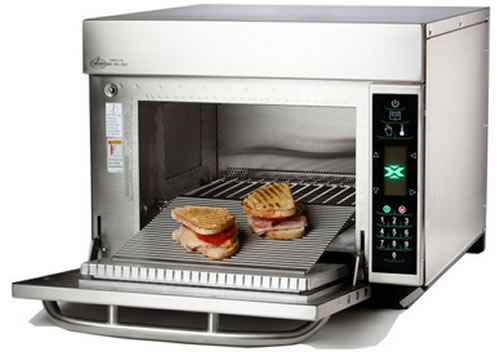 Menumaster Speed Cook Oven 2000W Convection, 2200w Microwave & 3000W Infra-Red Radiant