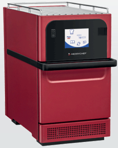 Merrychef e2sR HP Rapid high speed cook Oven Red