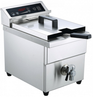 FED single tank bench top electric Induction Fryer