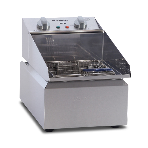 Roband Frypod 8 Ltr Single Basket Countertop Fryer